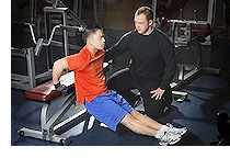 Sports Conditioning at Quest Gym